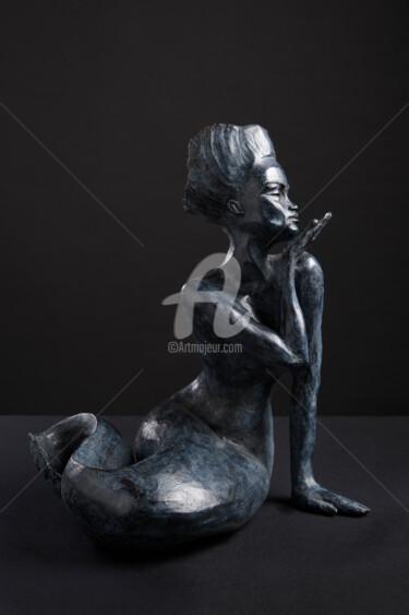 Sirène de Loire - Bronze