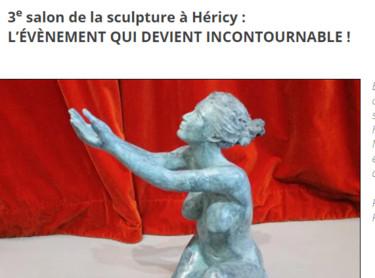 Salon d'HERICY - région parisienne